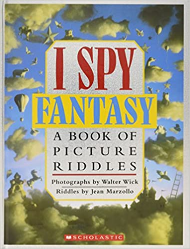 i spy fantasy answers page 22