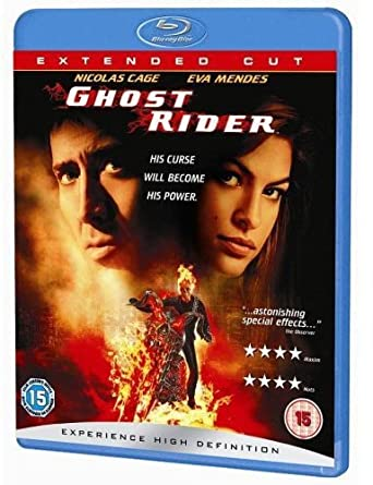 Free Download Ghost Rider (2007) Hollywood Movie ORG Dual Audio [Hindi or English] 720p BluRay 700MB On Mp4moviez Fliz Movies