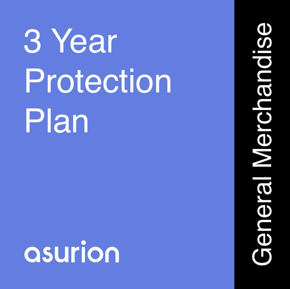 ASURION 3 Year Kitchen Protection Plan $40-49.99