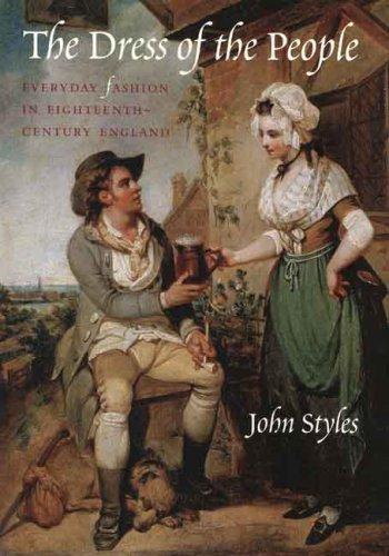 18th century dress styles - 2