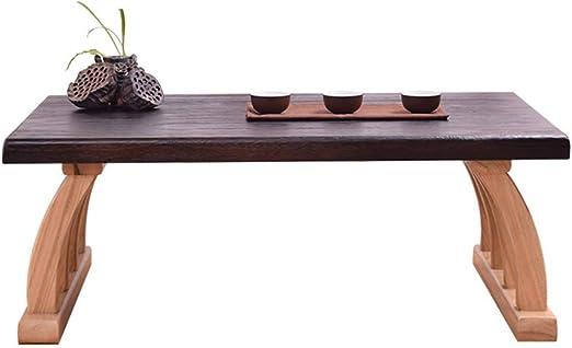 Salón Sofá de Sala pequeña Mesa de Centro Mesa de te Japonesa de ...