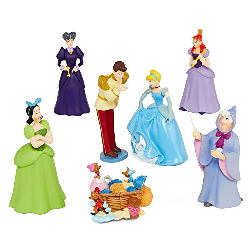 Disney Princess Cinderella Figurine Playset