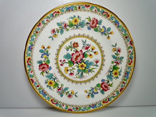 Coalport Ming Rose Bread and Butter Plate