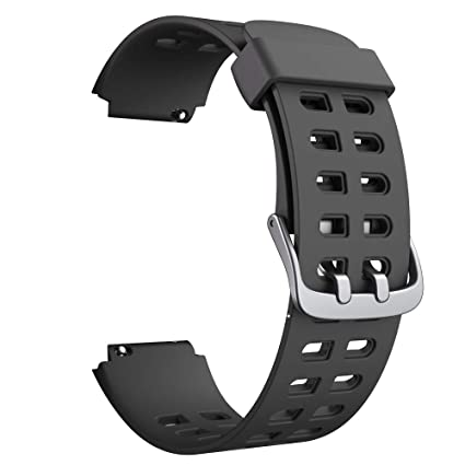 Amazon.com: Correas de repuesto de silicona suave para reloj ...