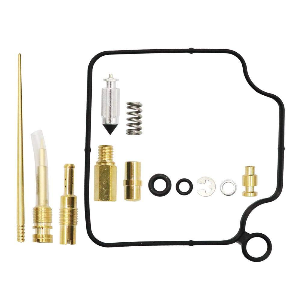 likeitwell Kit De Reconstrucci/ón del Carburador Carburador Carb Rebuild Kit Reparaci/ón para Honda Trx400Ex 400Ex TRX 400 Ex 1999-2004
