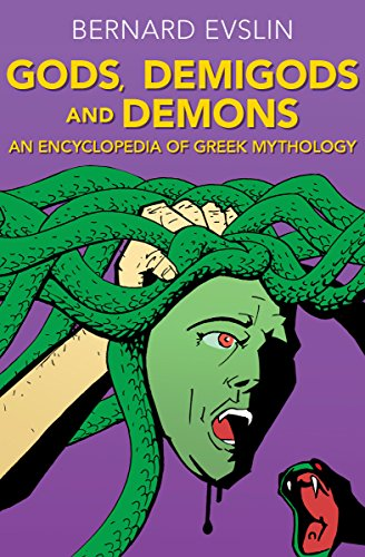 Gods demigods and demons an encyclopedia of greek mythology gods demigods and demons an encyclopedia of greek mythology by evslin bernard fandeluxe Image collections