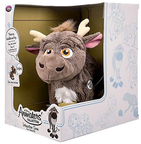 Disney Animators' Collection Interactive Sven - Frozen - 9'' - New in Box -