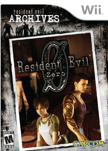 Resident Evil Archives: Resident Evil (Cop Games For Wii)