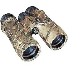 Bushnell Trophy Binocular, BaK-4 Roof Prisms and Focus Knob for Easy Adjustment