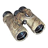 Bushnell Trophy Binocular, BaK-4 Roof Prisms and Focus Knob for Easy Adjustment