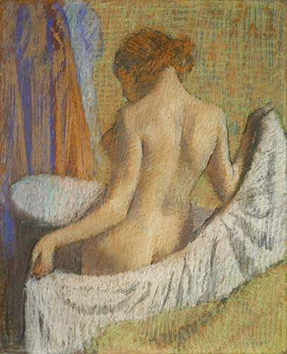 - Edgar Degas After The Bath Fogg Art Museum, Harvard University, Cambridge, Massachusetts, USA 30