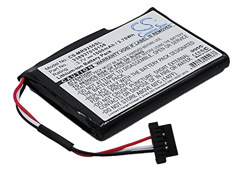 - Replacement Battery for Magellan RoadMate 9250, RoadMate 9250T-LM, RoadMate 9250T-LMB