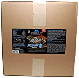 Cobalt Aquatics MODEL-23076 1 Piece Ultra Worm Medley Fish Food, Large/30 lb
