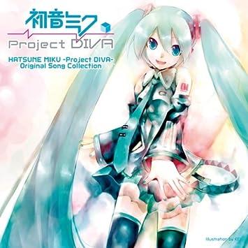 Miku Hatsune Project Diva