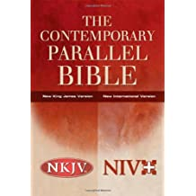 The Contemporary Parallel Bible, NKJV/NIV: New King James Version BL New International Version