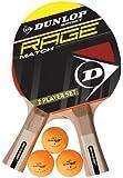 Dunlop AC Rage Match set de 2 raquettes