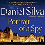 Bargain Audio Book - Portrait of a Spy  A Novel