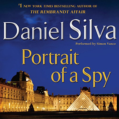 Bargain Audio Book - Portrait of a Spy