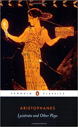 Just read the play Lysistrata, and now I need to write an essay! Help!?