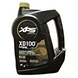 Evinrude Johnson 764357 E-TEC XD 100 Synthetic Formula 2-Cycle Oil, 1 Gallon