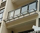 Ridgeyard Overhead Window Door Awning Canopy