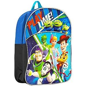 Toy Story Backpack Mini Toddler Preschool School Bag (11″) (Disney Pixar Toy Story School Supplies)