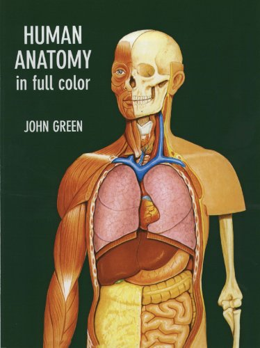 Human Anatomy Color Childrens Science ebook