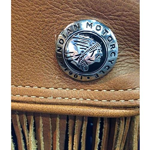 (Indian Motorcycle Small Headdress Medallion #5633405 )