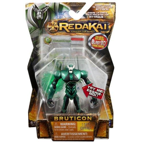 (Redakai - Deluxe Figure with Cards - Green Bruticon)