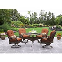 4-Seats Better Homes and Gardens Azalea Ridge 5-Piece Patio Dining Set