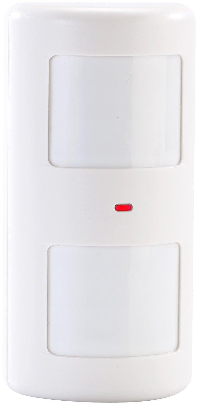 VisorTech PIR-Bewegungssensor V.2 für XMD-110/-3200.pro/-4800.pro