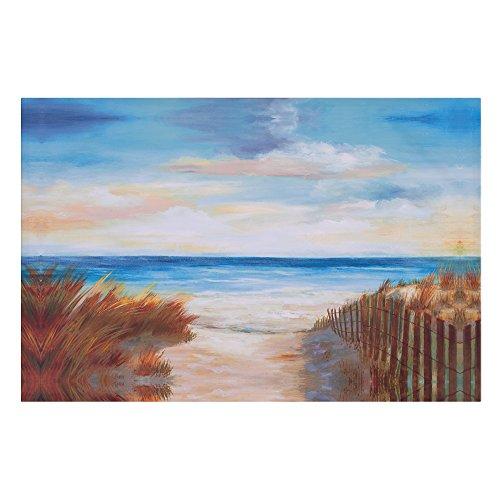 (Patton Wall Decor Ocean Breeze Costal Canvas Art, 24