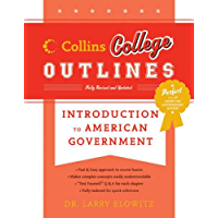 Introduction to American Government (Collins College Outlines)