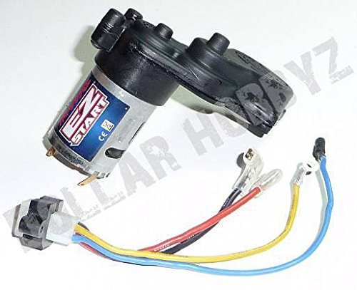 Traxxas Jato 3.3 EZ-START MOTOR, PINION, GEAR SET, CUSH DRIVES & WIRE ()