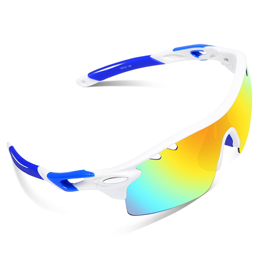 af8ee1bdcbd Ewin may be fairly new to the game but they ve come up with a wonderful  pair of baseball sunglasses that fit remarkably similar to the Oakley  Radar