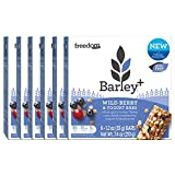 Barley+ Multi Fiber Muesli Bars (Wild Berry & Yogurt) - BULK CASE 36 X 1.2oz Bars