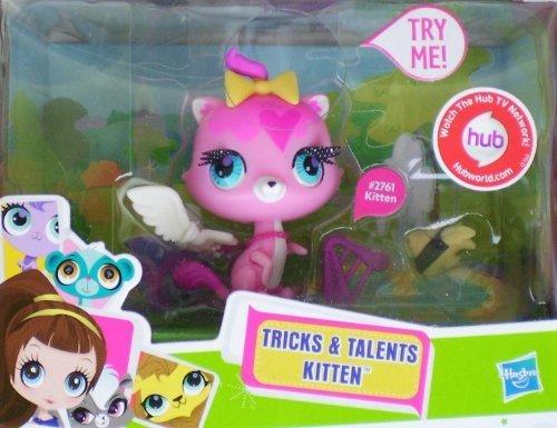Littlest Pet Shop Tricks and Talents Kitten 2761 Hasbro