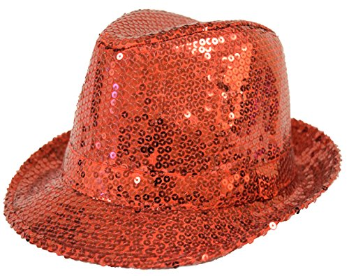 Red Hat Society Sequin - 4