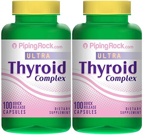 Soutien de la thyroïde Ultra 2