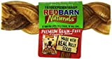 Redbarn Braided Bully Sticks 5'' Dog Treats, 5-in chew, case of 30
