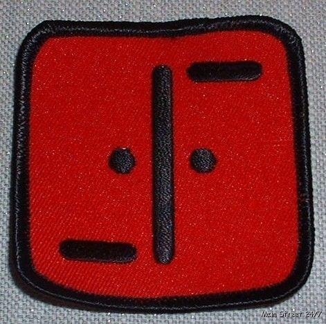 V TV Series Alien Swastika Embroidered V Logo PATCH - V Alien Costume