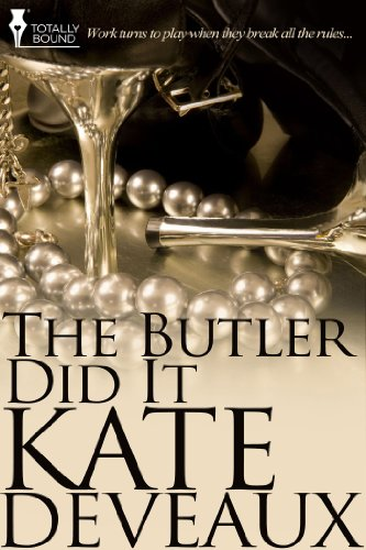 Book: The Butler Did It by Kate Deveaux