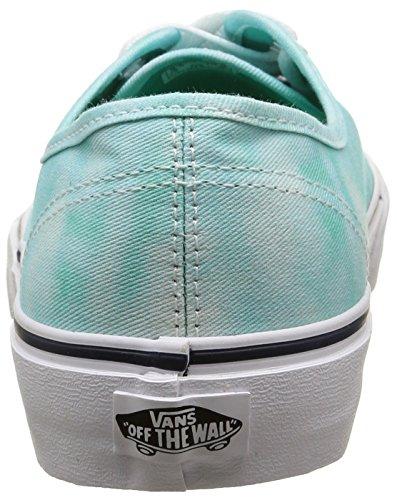 Authentiques Faible tie Unisexe Chaussures De De Sport Adultes Top Des Fourgons Dye Turquoise Turquoise À FBxUHdxw
