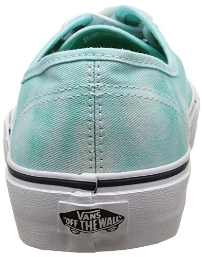 Authentic Da Basse Scarpe Turchese Dye Adulto Vans turquoise Unisex tie Ginnastica 7qxOCnCw1