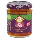 Patak's Lime Pickle - 170g (0.37lbs)