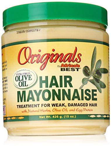 Africa's Best Organics Hair Mayonnaise, 15 oz (Natural Protein Treatment compare prices)