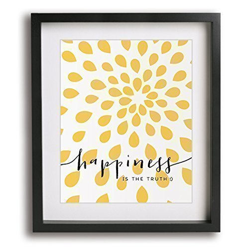 Happy | Pharrell inspired song lyric art print - Gifts for - Style Pharrell