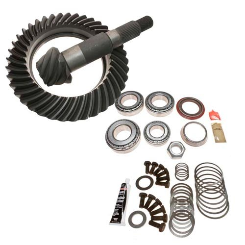 DANA 80 4.10 RING AND PINION /& MASTER BEARING INSTALL KIT
