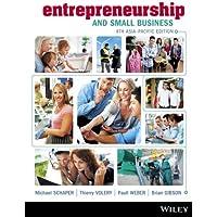 Entrepreneurship and Small Business 4E Asia Pacific