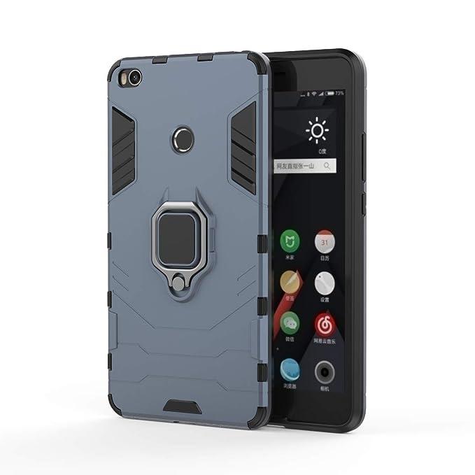 Funda Xiaomi Mi MAX 2 Carcasa Silicona Suave Negro TPU y ...
